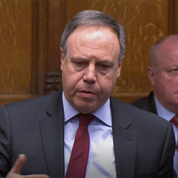 EU has blown a hole in the backstop, Nigel Dodds claims