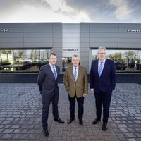 Donnelly Group opens new £6m Co Tyrone showroom