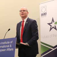 Simon Coveney: There are no alternatives to the backstop