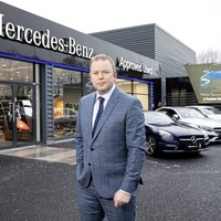 Mercedes opens new £3m Belfast showroom in response to 'phenomenal' demand
