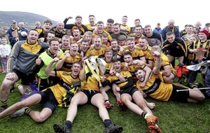 Brendan Crossan: Naomh Éanna, Glengormley - a picture of defiance
