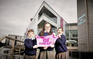 Pupils to have a `blast' at science extravaganza