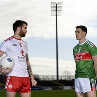 Video: Tyrone's Ronan McNamee set for another tight Allianz League tussle with Mayo