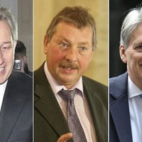 Ian Paisley: Chancellor told me to make Sammy Wilson 'back down' on Brexit