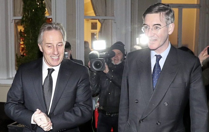 Tom Kelly: Don't be fooled by Jacob Rees-Mogg's posh accent - he is
