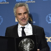Alfonso Cuaron cements status as Oscar favourite with win at DGA Awards