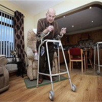 Active 90-year-old who loved outdoors left housebound in four-year wait for hip replacement