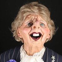Spitting Image puppet of Margaret Thatcher up for auction
