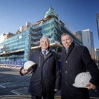 Growing Belfast office sector driving city's construction activity