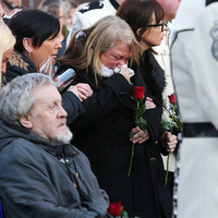 Murder victim Ian Ogle showed 'unparalleled bravery' funeral told