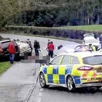 Calls for road safety measures after Tyrone crash kills two Slovakian men