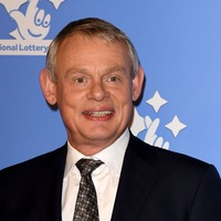 Martin Clunes turns Men Behaving Badly before the watershed