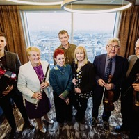 Irish music awards Gradam Ceoil TG4 2019 return to Belfast