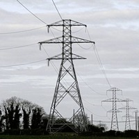 Electricity prices in January up over 50% on last year