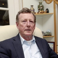 David Trimble says London and Dublin have broken promises on Good Friday Agreement