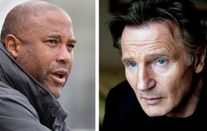 John Barnes: Liam Neeson deserves a medal for honesty of race revenge comments