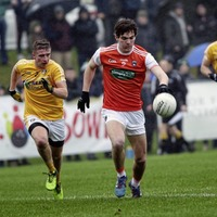 Armagh and St Mary's star Jarlath Og Burns ready for Maynooth University challenge in Sigerson Cup quarter-final