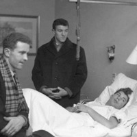 On this Day, February 6 1958: A plane carrying Manchester United players crashed at Munich airport