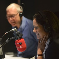 John Humphrys jokes about departure from Today programme