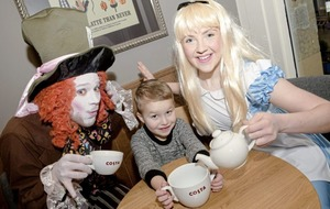 New family festival spells cafe culture for kids during February mid-term break