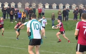 Video: St Mary's beat Maynooth in Sigerson Cup quarter-finals