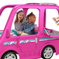 Barbie toy cars recalled because they won't stop accelerating