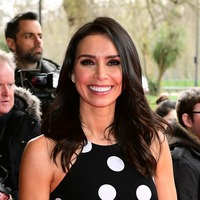Christine Lampard tears up as she talks about giving birth to daughter