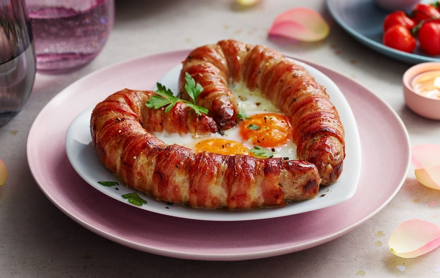 M&S wants you to taste their 'Love Sausage' this Valentine's Day