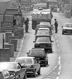 US Good Friday Agreement committee warns of hard border dangers