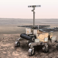 UK-built Mars rover named after British scientist Rosalind Franklin