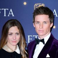 Eddie Redmayne and wife Hannah Bagshawe lead stars at Bafta bash