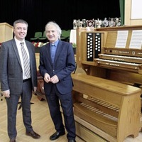 Presbyterian church forced to close donates £40,000 organ to St Malachy's College