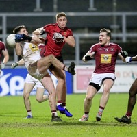Late Jerome Johnston mark gives 14-man Down win over Westmeath