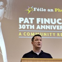 Pat Finucane murdered to silence other rights lawyers says son