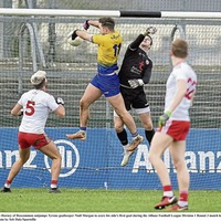 Mickey Harte relieved as Tyrone get a point in Roscommon
