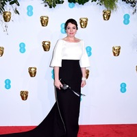 Olivia Colman queen of Baftas as The Favourite wins seven gongs
