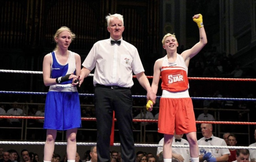 Boxing suspension is taking away my Olympic dream says