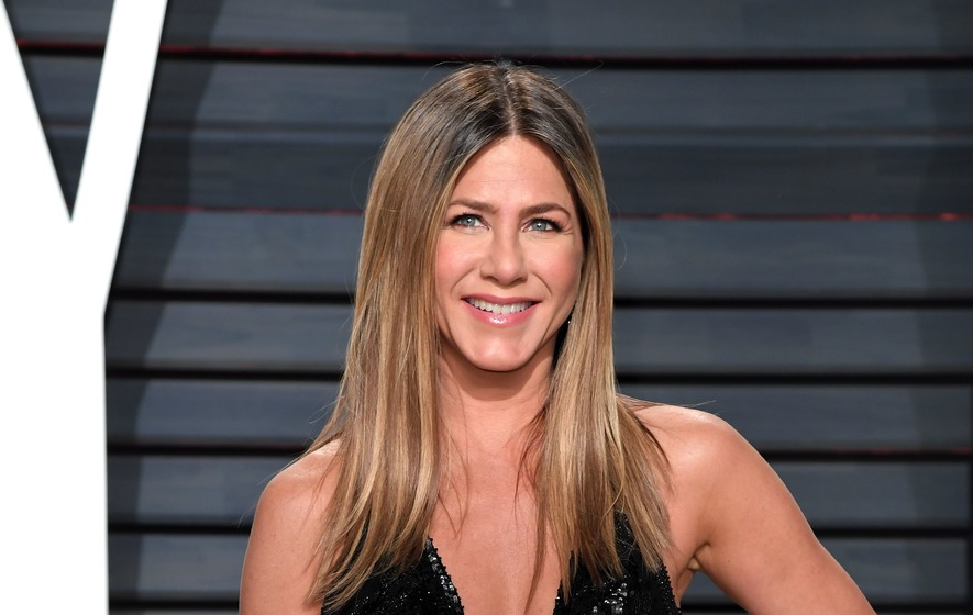 You won't believe who showed up at Jennifer Aniston's 50th birthday
