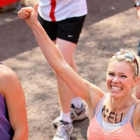 Nell McAndrew: People think I'm fast but I lost my confidence a bit