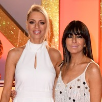 Claudia Winkleman and Tess Daly take on Comic Relief dance challenge