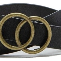 Fashion: Our pick of six designer-inspired circle-buckle belts from as little as £5