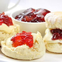 One large scone can equal a third of recommended daily calories