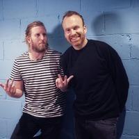 Andy Burrows and Matt Haig: We've got similar neurotic tendencies and love of music
