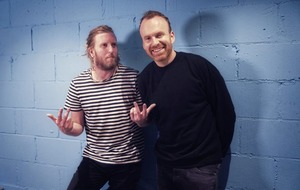 Andy Burrows and Matt Haig: We've got similar neurotic tendencies and love of music