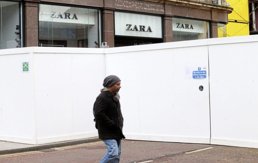 51c84d7a Zara to reopen in Belfast next week - The Irish News