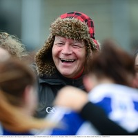 John Morrison was a coach loved and admired across many counties