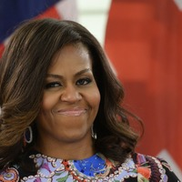 Michelle Obama reveals hilarious text exchange with her mother after Grammys