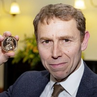 QUB astronomer honoured with gold medal by Royal Irish Academy
