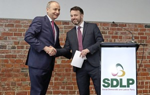 Alex Kane: SDLP deal with Fianna Fáil may already have cost it a third of its vote
