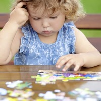 Our children's obsession with jigsaws is making for two very exhausted parents